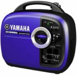 Ye old quiet as they come Yamaha 2000is generator to keep battery topped off.