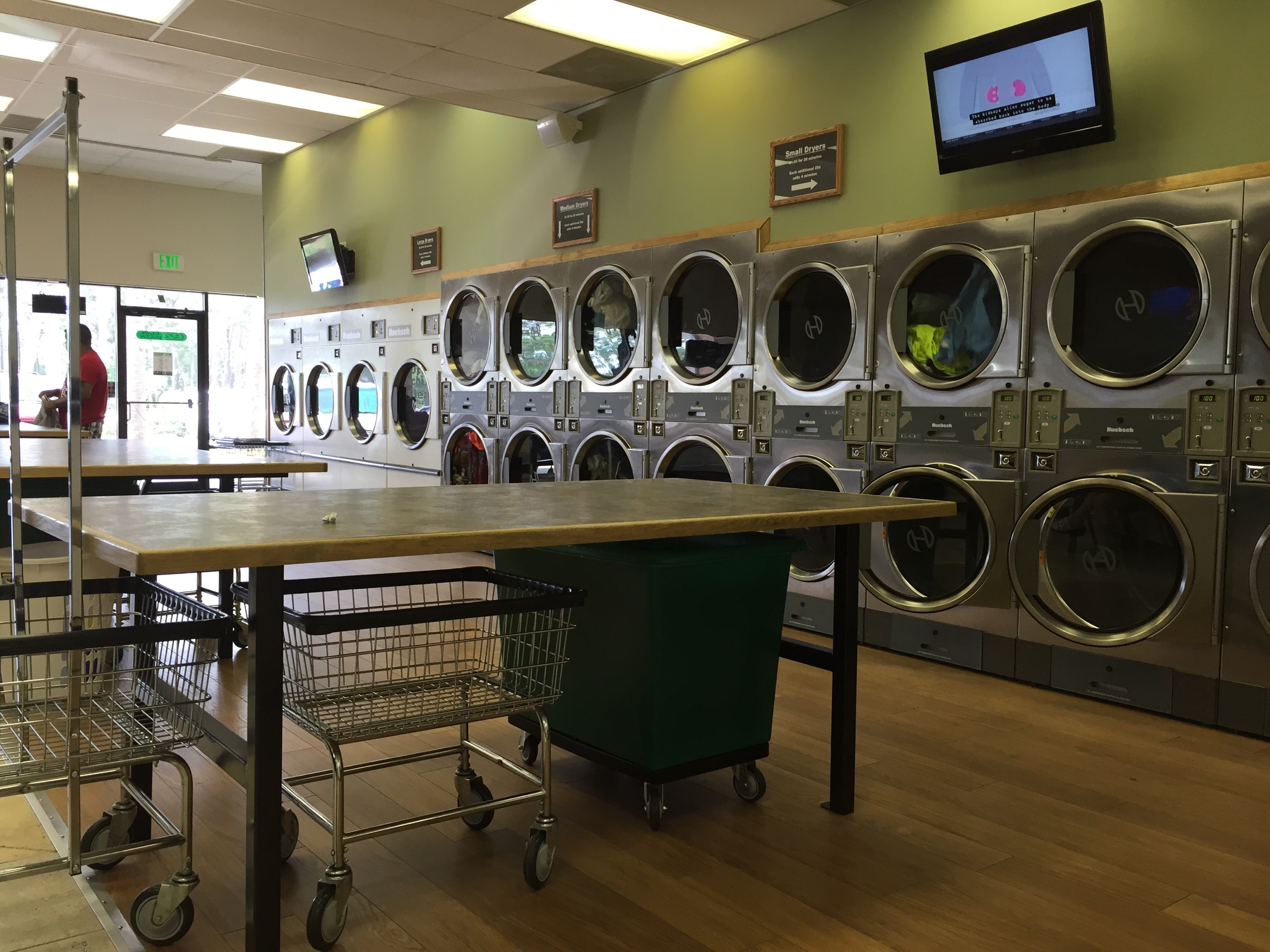 Laundromat fail/ advice for first time rv'ers. – RV Chickadee