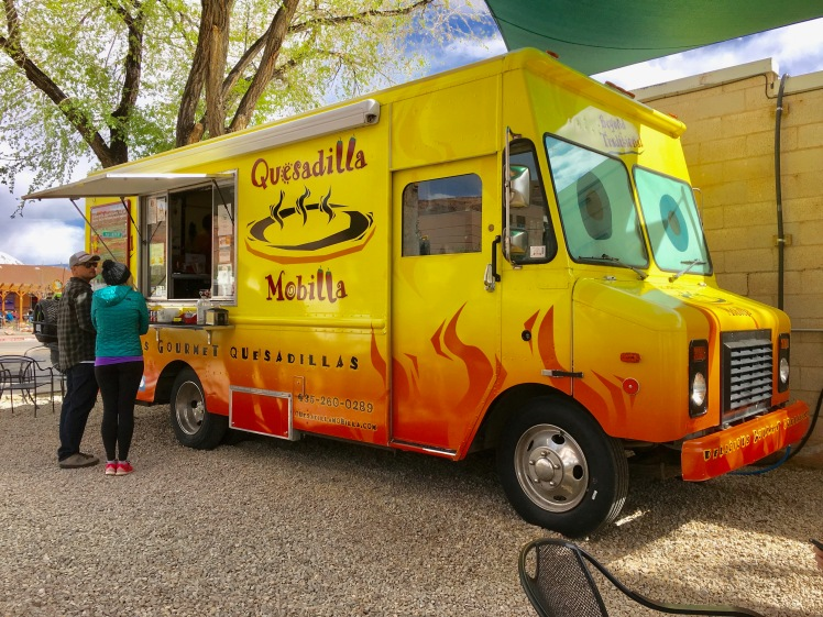 Quesadilla Mozilla Truck