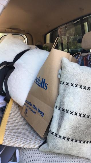 Marshalls bag