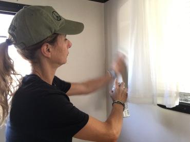 Removing adhesive drama