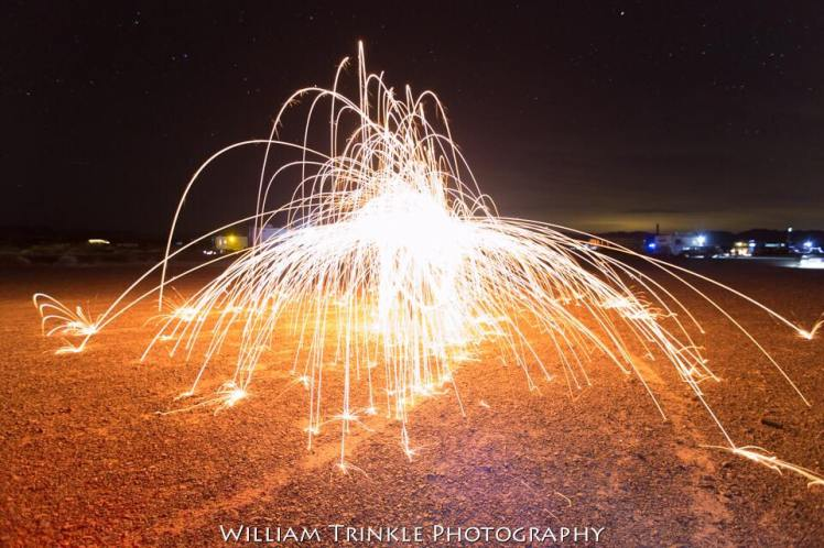 bill trinkle- we exploded